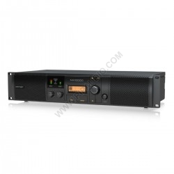 Behringer NX1000D Power Amplifier with DSP Control