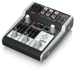Behringer XENYX 302USB Analog Mixer