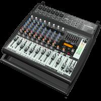 Powered mixers