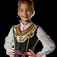 Folk costume for kids