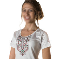 Women's t-shirts with folklore motives