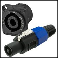 PA Speakon connector
