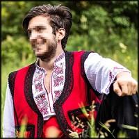 Folk costume for man