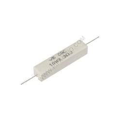 Resistor 1,0 ohm/ 10W