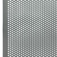 Steel speaker mesh round shape 2.5 mm