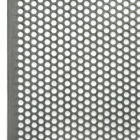 Steel speaker mesh round shape 4.0 mm