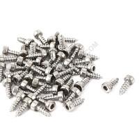 Wood screw CA 4 x 16 mm white