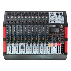Audio mixer MPX-12UB