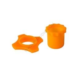 PVC microphone cap CR-01