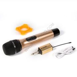 Vocal microphone UHF wireless ES-370