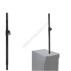 Adjustable speaker pole for speaker-subwoofer PSS-410