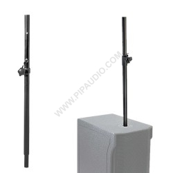 Adjustable speaker pole for speaker-subwoofer PSS-420