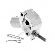 Half Coupler with 50mm Tube ST-5034-1