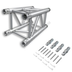 Square truss F34050 Straight 0.5m