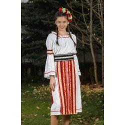 Folk costume for female FCW19003
