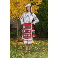 Folk costume for female FCW19004