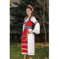 Folk costume for female FCW19005