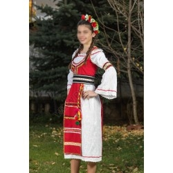 Folk costume for female FCW19005