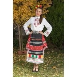 Folk costume for female FCW19009