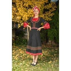Folk costume for female FCW19012