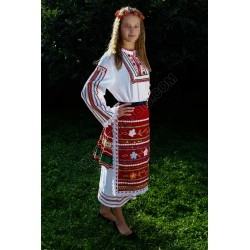 Folk costume for female FCW19019