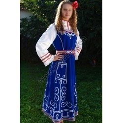 Folk costume for female FCW19020