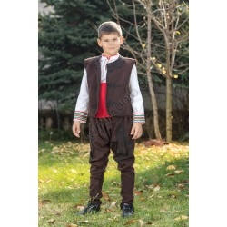 Folklore costume for kids К18008