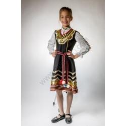 Folklore costume for kids GK18004