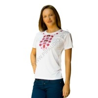 Woman's t-shirts with folklore motive 006