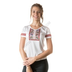 Woman's t-shirts with folklore motive 014