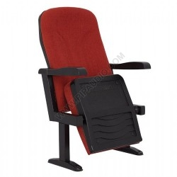 Functional theater chair Silver RD 5000