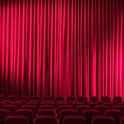 Central curtain